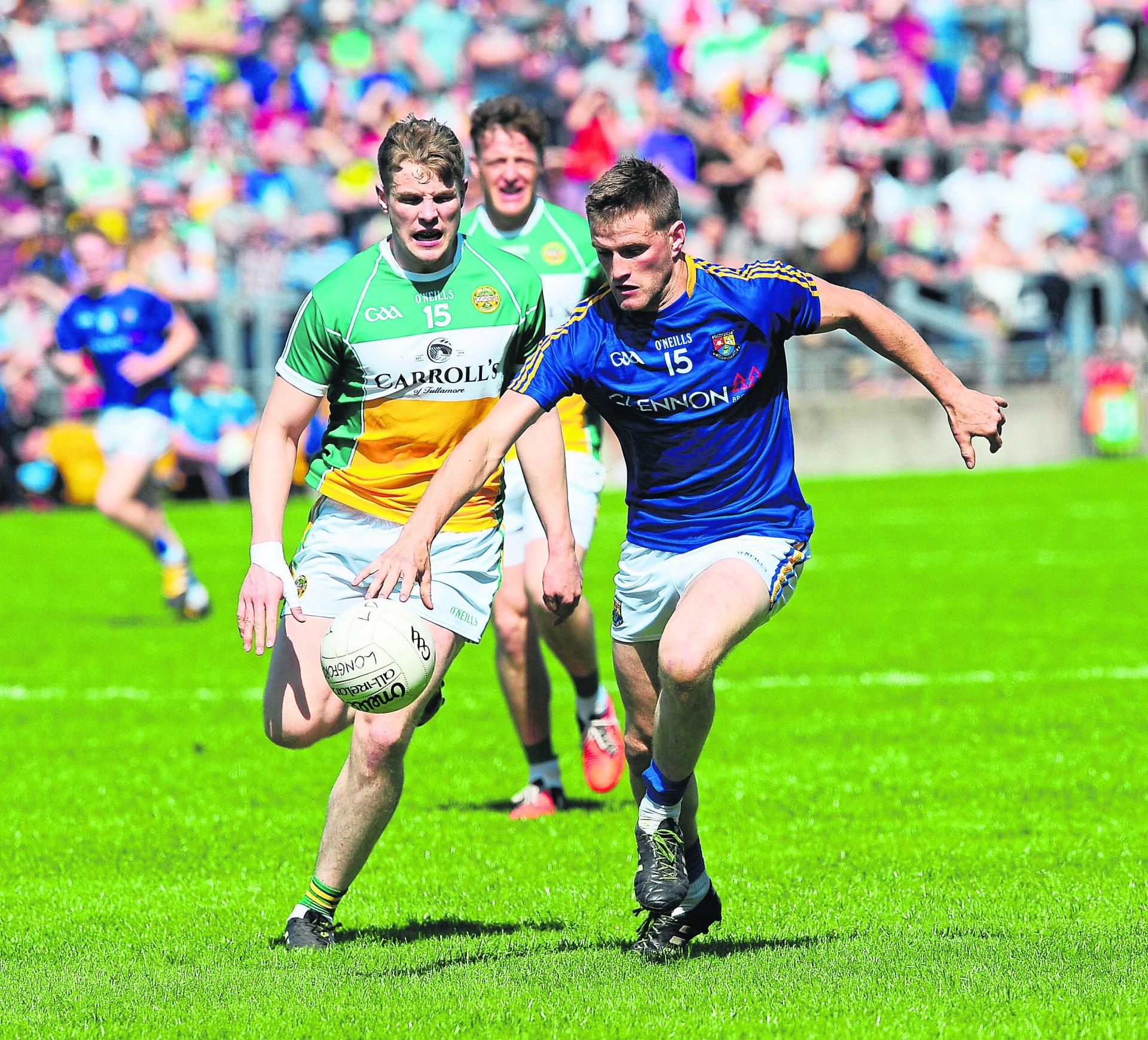 Offaly 2019 Allianz Football League Fixtures Revealed Offaly Express