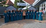 Tullamore's Academy Chamber Choir has wonderful success in Germany