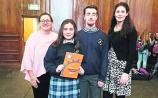 Offaly school receives Cycle Against Suicide Ambassador School Award
