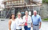 Fundraising campaign for Birr Theatre & Arts Centre facade launched