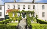 The terraced home is on the market in Birr for a huge amount