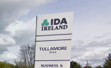 IDA makes just five visits to Offaly in the last two years