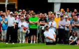 Shane Lowry off the pace at Wells Fargo Championship