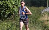 Paul Mitchell on this way to winning the Offaly 10k Championships