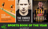 Three books shortlisted for Irish Sports Book of the Year award