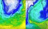 weather snow ice siberia