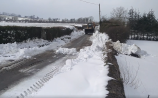 WATCH: Farmers to the rescue as they clear roads to cut-off Offaly communities