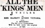'King's men' to be remembered at Offaly Orange Order event