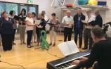 WATCH: Tullamore choir's emotional mental health awareness performance