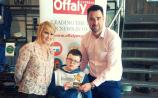 IT'S OFFICIAL: Ryan Dunne is the Offaly Sports Star of the Month for June 2018