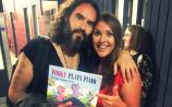 Russell Brand gives Offaly music book massive seal of approval