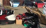 Gardai arrest two men in relation to stolen car parts
