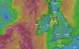 Offaly hit with weather warning as storm approaches Ireland