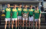 Offaly down neighbours Laois to claim Fr Manning Plate