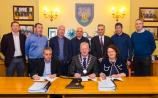 Enhancement works to begin in Tullamore in January as contracts signed