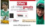 VOTE NOW: Offaly's All Time Great Final - Brian Whelahan v Pat Smullen