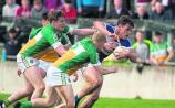 Cahillane and O'Carroll goals help Laois to victory over Offaly in NFL Division 3