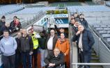 PICTURES: Offaly's 'Mojo Men' receive guided tour of Croke Park