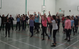 Offaly school students mark 'Positive Wellbeing Week'