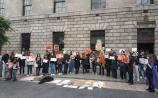 People in Ireland show support for Hong Kong protesters