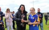 Pictures and reports from Offaly's U14 camogie finals