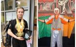 Two Offaly fighters making waves on international kickboxing scene