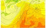 Weather charts for the Electric Picnic weekend look chilly and windy
