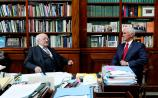 PICTURES: US Vice President meets Michael D Higgins during Irish visit