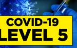 EXPLAINED: What are the new Level 5 Covid-19 restrictions in place until April 5?