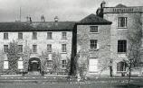Where was soccer played in Offaly in the 1800s?