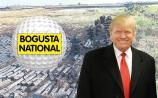 EXCLUSIVE: Donald Trump to buy decommissioned bog in Offaly as site for new golf course