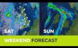 WATCH: Weekend Weather Forecast is not looking promising