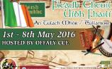 Preparations continue for Offaly County Fleadh