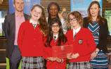 Edenderry pupils reach national final of the Our World Irish Aid Awards 2016