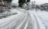 Offaly forecaster predicts 'snow for many' next week