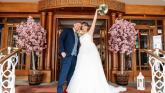 Weddings are back! Couple tie the knot in Offaly after long lockdown