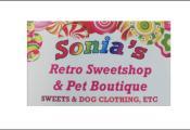 Sonia's Retro Sweet Shop & Pet Boutique