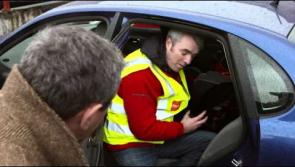 Video: Incorrectly fitted child car seats a major cause for concern in Longford