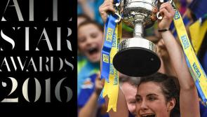 Longford captain Mairead Reynolds picks up TG4 Junior Player of the Year award