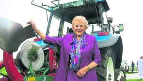 Anna May McHugh mentions World Ploughing contest in 2021 at Carlow launch