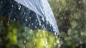Met Éireann issues rainfall weather warning  for Longford