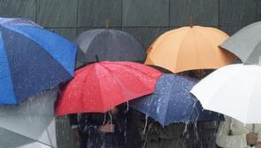 Met Éireann predicts a wet and cold weekend ahead