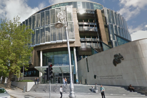 COURTS: Man was dragged from car by armed garda after handgun discovery