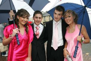 FRIDAY FLASHBACK: Another trip down memory lane to Grads Past in Offaly
