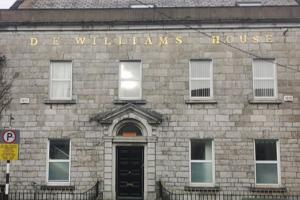 Historic landmark building in Tullamore is up for sale