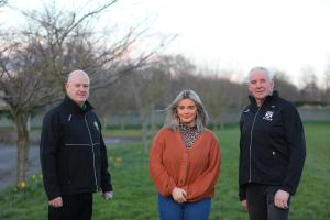 Offaly woman to skydive in memory of dad and GAA stalwart