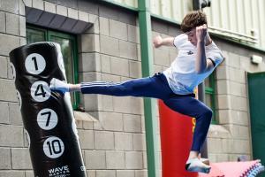 Fundraiser to help Midlands teen represent Ireland at MMA World Championships