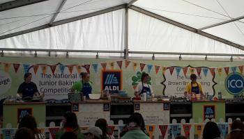 WATCH: National Junior Baking Competition gets underway at Ploughing 2019