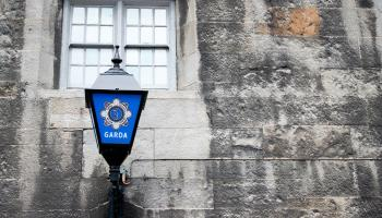 Man subdued after brandishing knife in Offaly Garda Station