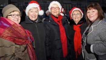 PHOTO GALLERY: Newbridge lights up for Christmas